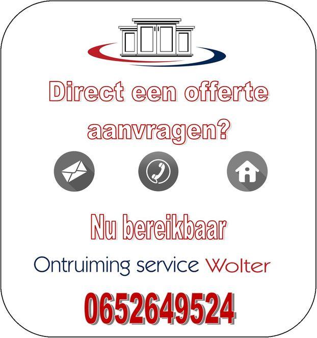 Woningontruiming Haarlem Offerte